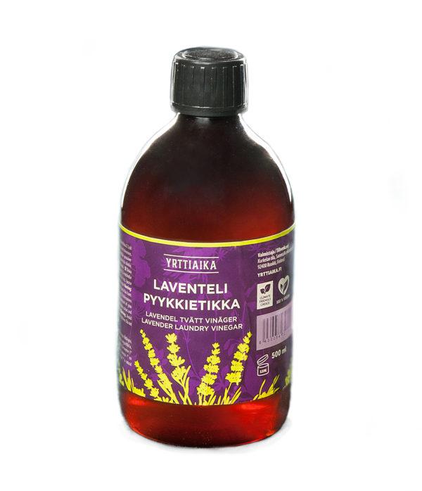 laventelin tuoksuinen pyykkietikka korvaa pyykkien huuhteluaineet